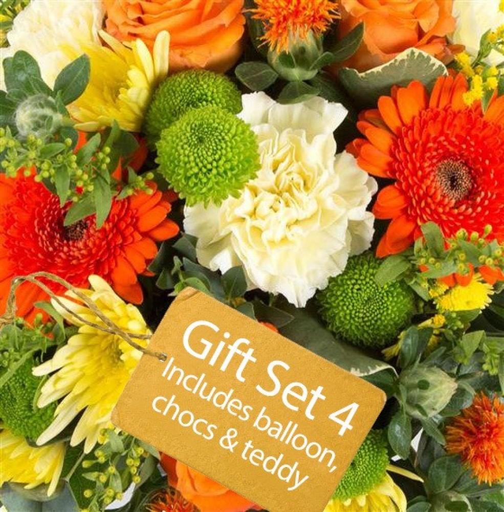 Gift Set 4 Bouquet