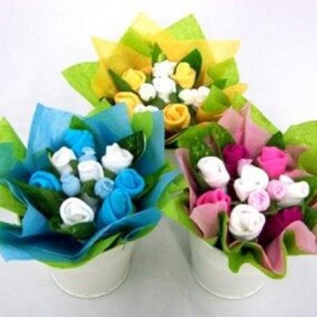 Baby Sock Bouquet