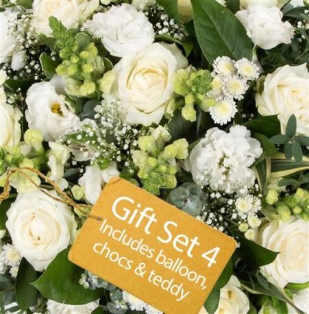 Gift Set 4 Vase