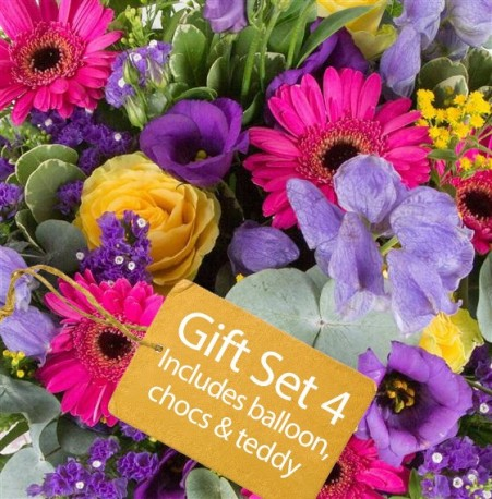 Gift Set 4 Basket